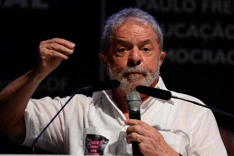 A recent opinion poll indicated that former Brazilian President Luiz Inacio Lula da Silva Rousseff's old leftist ally and predecessor Lula could win the 2018 election if he runs
