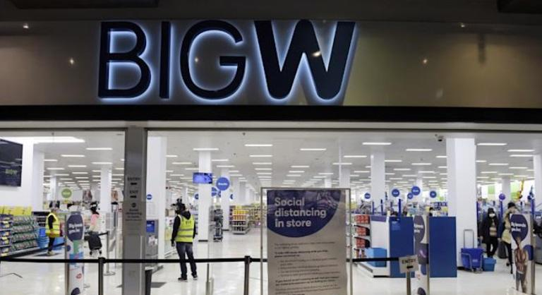 Big W storefront. Source: Getty Images