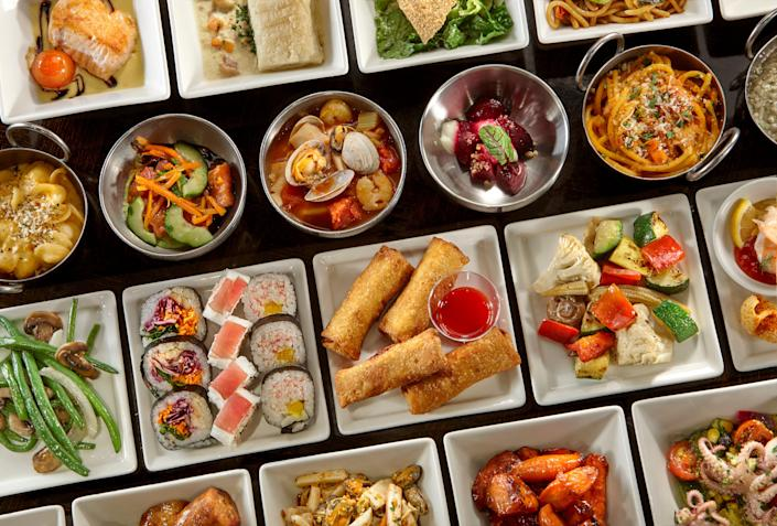 When it opened, Cosmopolitan's Wicked Spoon shook up the Vegas buffet scene by offering gourmet small plates.