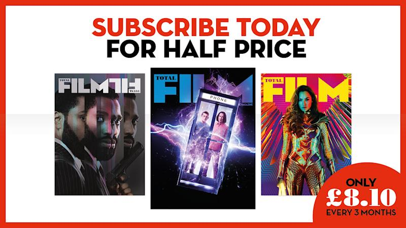 Total Film's subscription offer