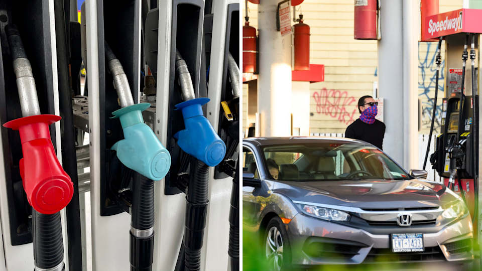Australia's cheapest petrol retailers, revealed. (Source: Getty)