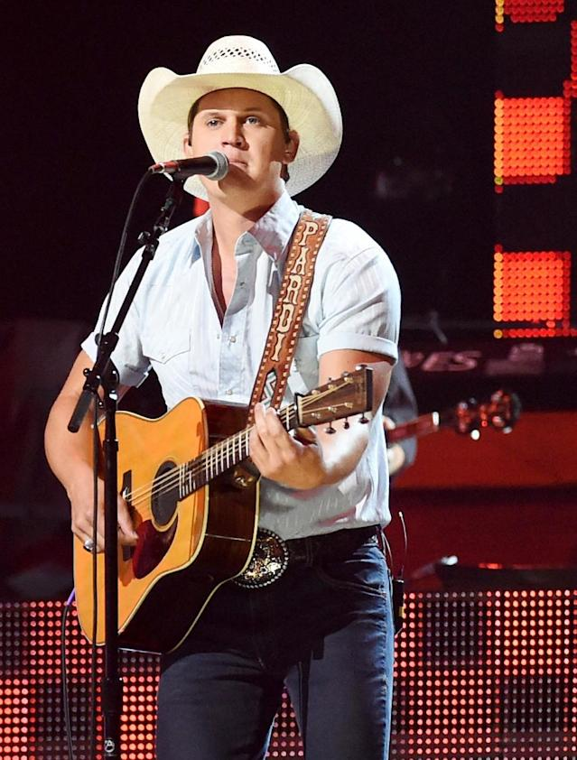 <p>Jon Pardi performs onstage at the 2017 CMT Music Awards at the Music City Center on June 7, 2017 in Nashville, Tennessee. (Photo by J. Merritt/FilmMagic) </p>