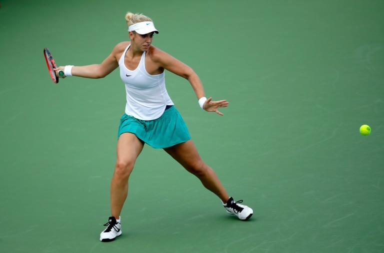 Germany's Sabine Lisicki has torn her cruciate knee ligament