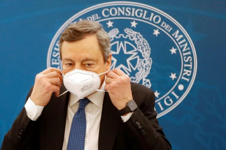Italian Prime Minister Mario Draghi is ending a ban on layoffs that saved thousands of jobs during the pandemic