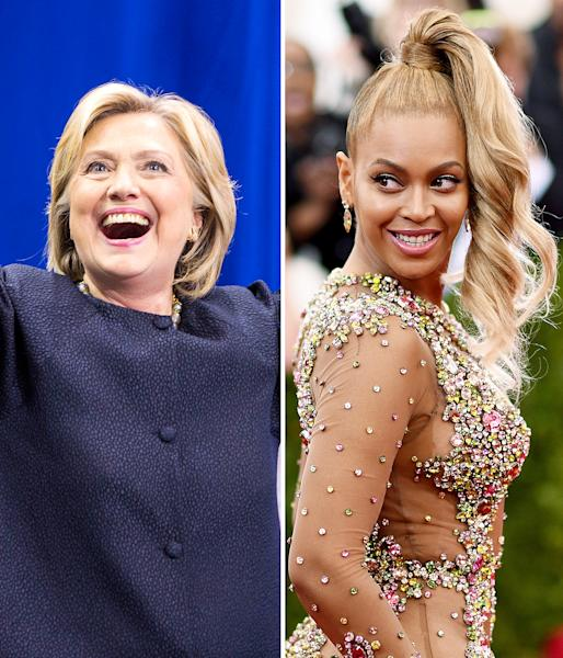 Hillary Clinton may not have won the 2016 presidential election, but she and these other badass women definitely inspire Us — watch