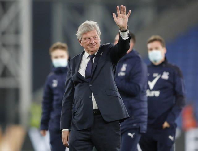 Crystal Palace boss Roy Hodgson is one of two former England managers preparing to leave the Premier League