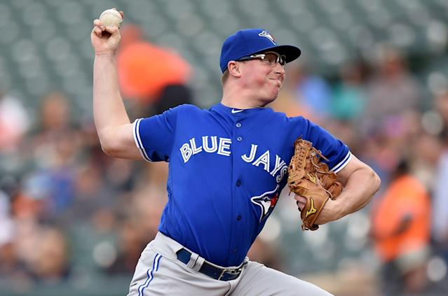 Blue Jays' Trent Thornton aiming to show Astros what they missed out on
