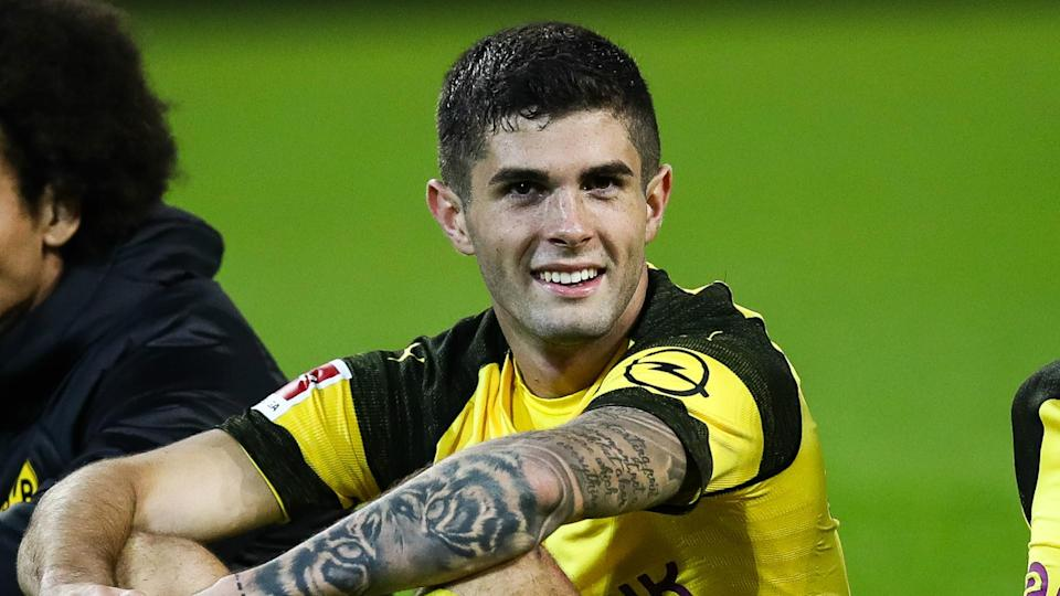 Chelsea have made their first formal offer for Christian Pulisic, who Borussia Dortmund value at £70m