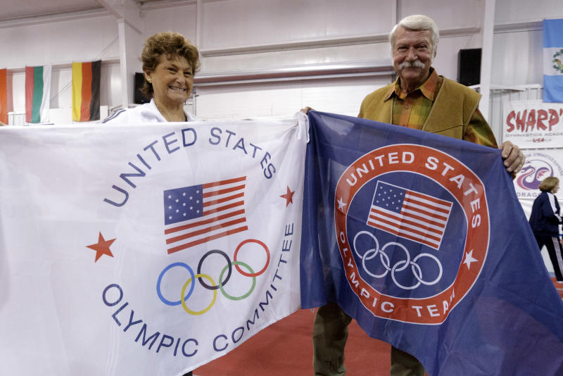 U.S. Olympic Gymnastics Coach Martha Karolyi Says There's 'No Way' She Suspected Sexual Abuse By Larry Nassar