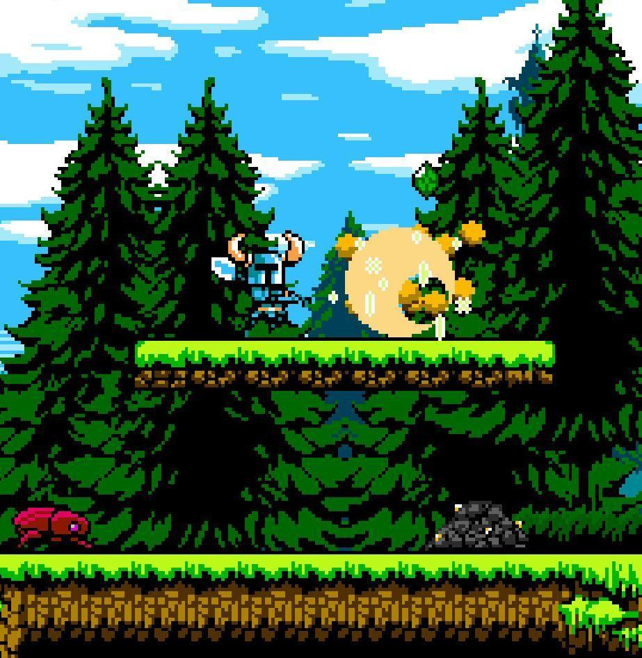 <p>Simplistic naming is a wonderful thing in video games. With <em>Shovel Knight</em>, you're getting a knight with a shovel. He takes the best from all the NES- and SNES-era platformers, like Scrooge McDuck's pogo stick and a Metroidvania style of power-ups, and his character design is wonderful and true to pixel-era form. Shovel knight represents everything we love about nostalgic gaming. <em>—C.S.</em></p>