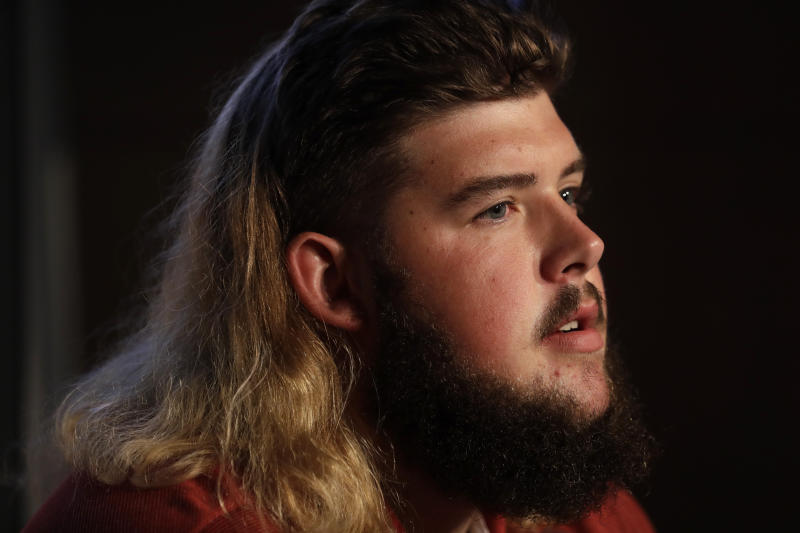 Pac 12 Media Day The Story On The Best Mullet In Football