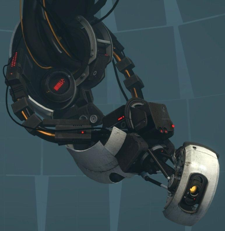 <p>GLaDOS may be the most well-written, wittiest character on this list. The masochistic operating system just loves to watch you suffer, sharing a ton of odd personal info along the way. It acts as a consistent antagonistic force in the <em>Portal</em> games, and is such a part of why the series is still beloved even though it hasn't released a new game in years. <em>—C.S.</em></p>