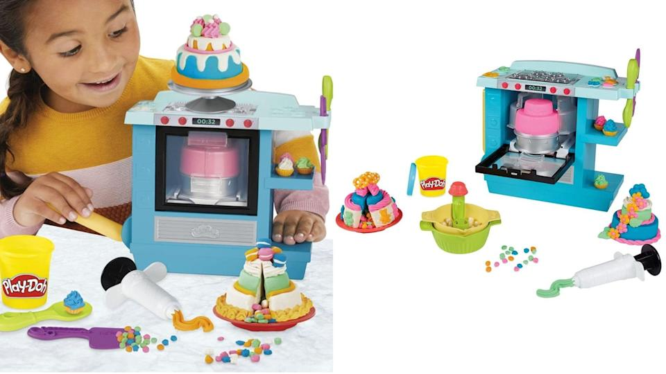 """This toy really brings the """"wow factor"""" to Play-Doh."""