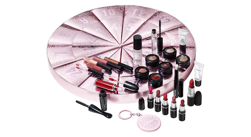 Mac Cosmetics Exclusive Boom Boom Wow Complete Advent Calendar,