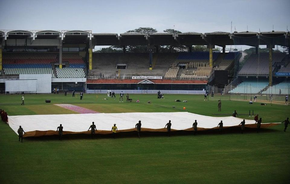 Chennai was the setting for Root's second double ton of the year (Anthony Devlin/PA) (PA Archive)