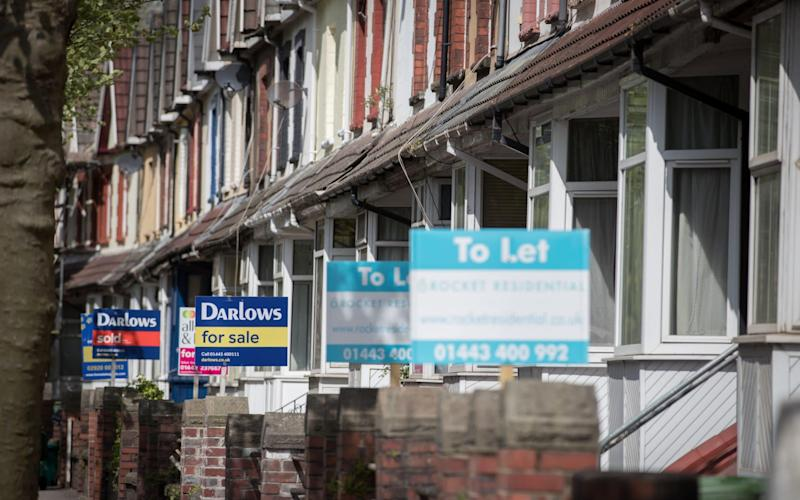 Housing marketactivity and confidence arenow lower than at any point since the referendum - Getty Images Europe