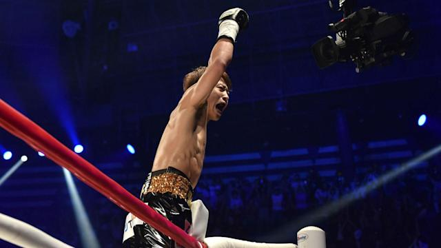Naoya Inoue promises to punch his ticket to the WBSS final in emphatic fashion.