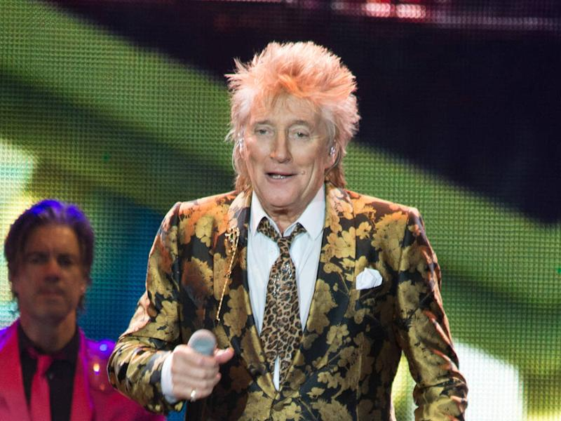 Rod Stewart and son Sean investigated over New Year's Eve party bust-up - report