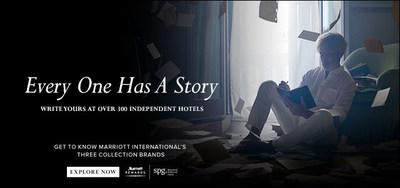 New Marriott International Campaign Showcases the Power of its Independent Hotel Portfolio, including the iconic Gritti Palace, part of The Luxury Collection brand.