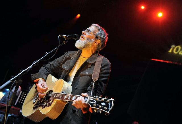 Yusuf Islam at Island Records 50th Anniversary Festival – London