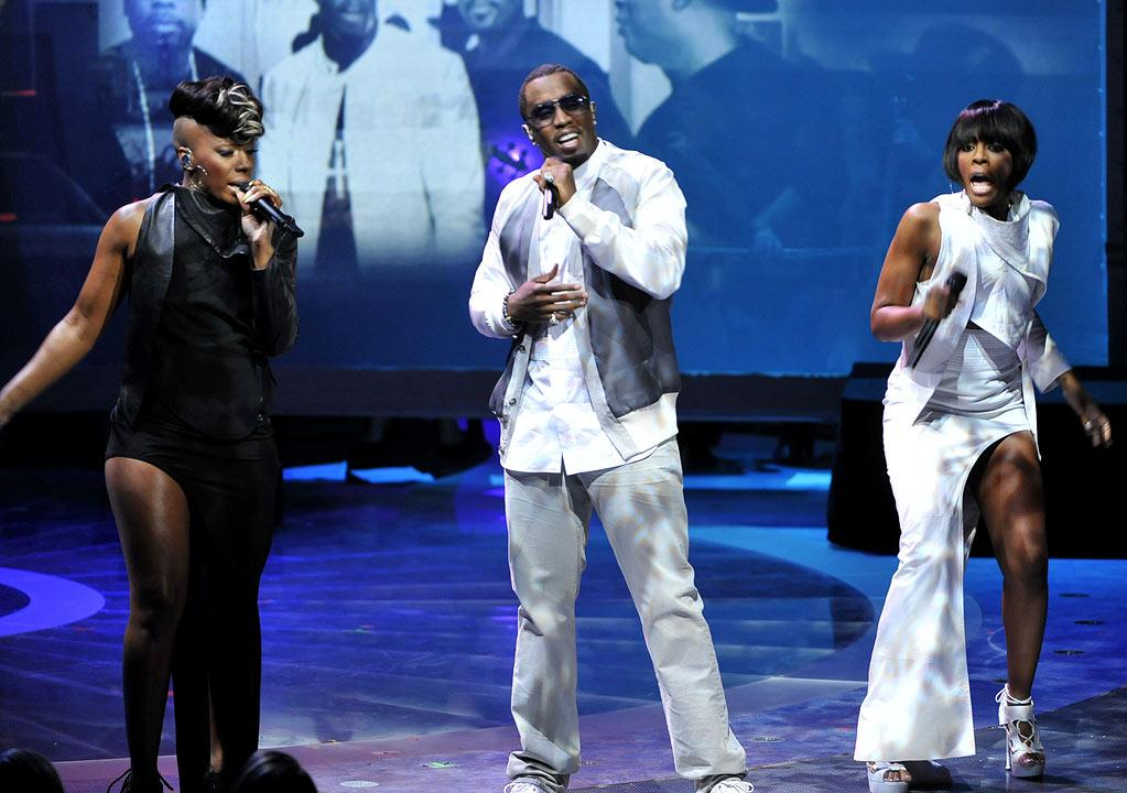 """Diddy-Dirty Money featuring Skylar Grey took the stage to perform """"Coming Home"""" on """"American Idol."""""""