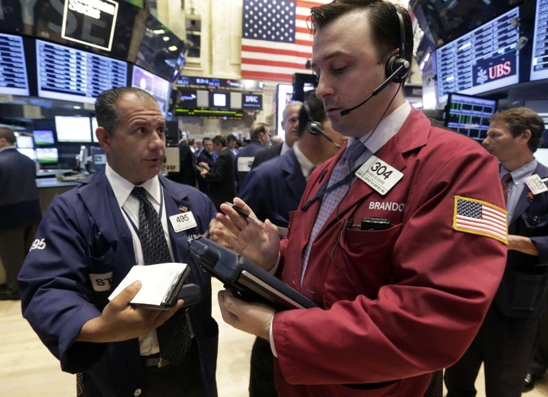 US stock market moves sharply higher
