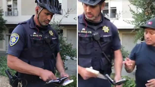 What it takes to be a cop