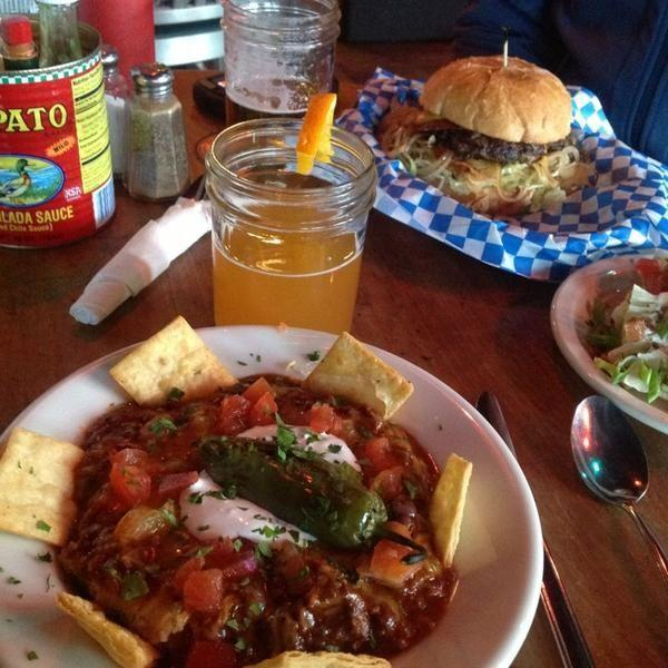 "<p><a href=""https://www.tripadvisor.com/Attraction_Review-g60878-d5835265-Reviews-Slim_s_Last_Chance_Chili_Shack_Watering_Hole-Seattle_Washington.html"" rel=""nofollow noopener"" target=""_blank"" data-ylk=""slk:Slim's Last Chance Chili Shack"" class=""link rapid-noclick-resp"">Slim's Last Chance Chili Shack</a>, Seattle</p><p>""Texas Red with the works on top of Jalapeno mac n' cheese was amazing! Best Chili I have ever had not homemade.<span class=""redactor-invisible-space"">"" -Foursquare user <a href=""https://foursquare.com/sethjthompson"" rel=""nofollow noopener"" target=""_blank"" data-ylk=""slk:Seth Thompson"" class=""link rapid-noclick-resp"">Seth Thompson</a></span></p>"