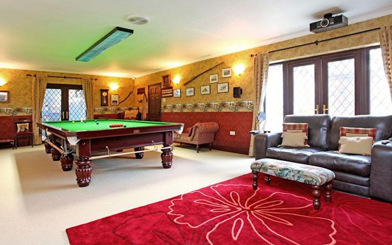 A glorious bachelor pad. Now largely unattainable for most single men