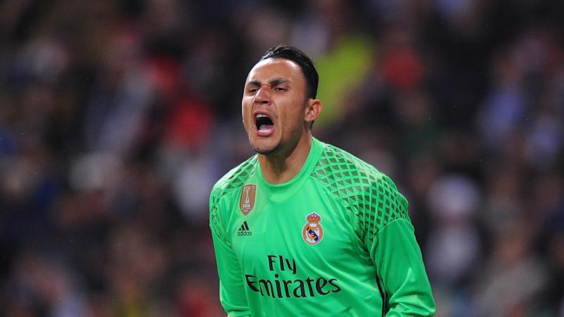 Guardiola pensa em Keylor Navas para o gol do Manchester City