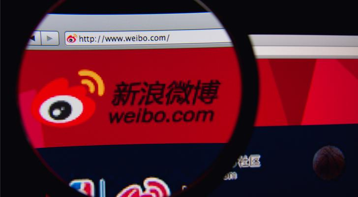 Tech Stocks That Will Be Acquired in 2018: Weibo (WB)