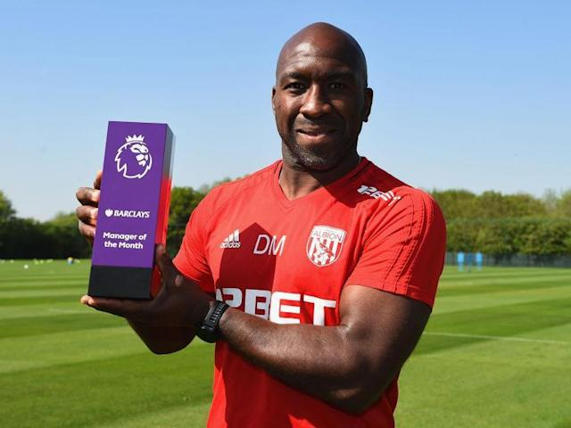 Next West Brom manager: Darren Moore to hold talks over Baggies future next week