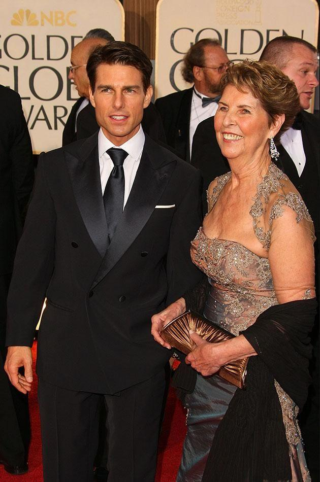 Mary-Lee was regularly seen with Tom on red carpets. Source: Getty