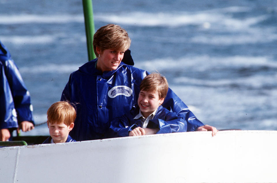 Princess Diana was voted the most 'ideal mother' in a Church of England poll [Photo: Getty]