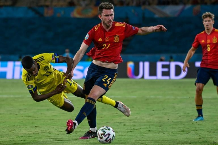 Aymeric Laporte and Spain were held to a 0-0 draw by Sweden in their first Group E game at Euro 2020