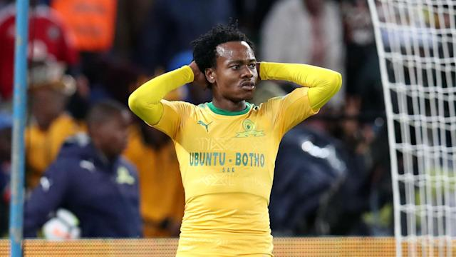 According to Tau's agent, Sundowns are playing hard ball despite sitting with a lucrative offer from Premier League side Brighton & Hove Albion