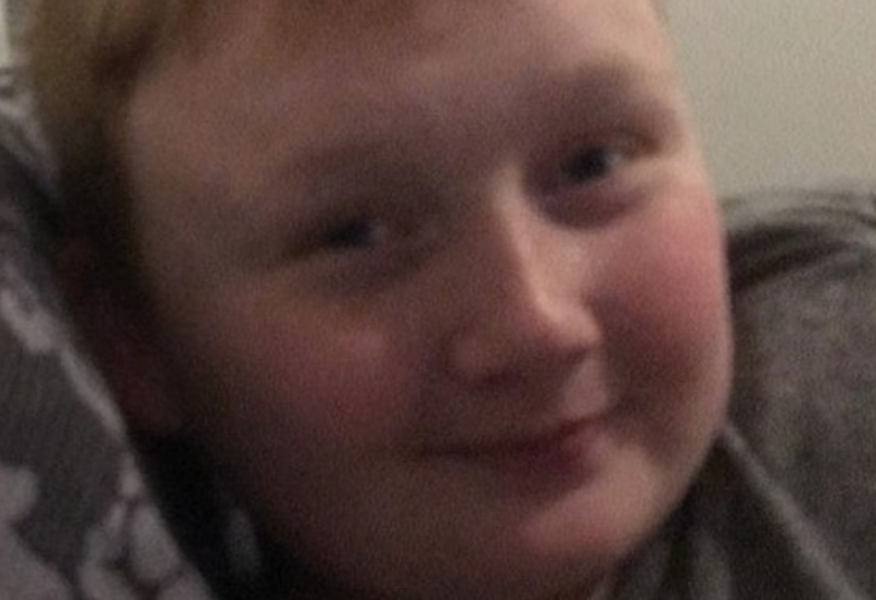 Joe Cairns, 14, from Radcliffe, Greater Manchester also died (MEN)