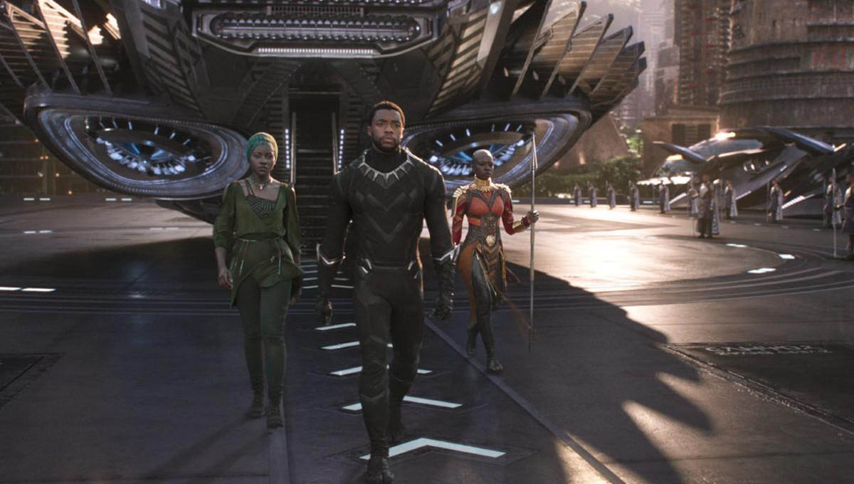 <p>A Marvel superhero movie packed with science-fiction tropes, including cool gadgets and futuristic cities. We'll probably be the only people to call it a science-fiction film, but it definitely is one – and we absolutely can't wait to see it. </p>