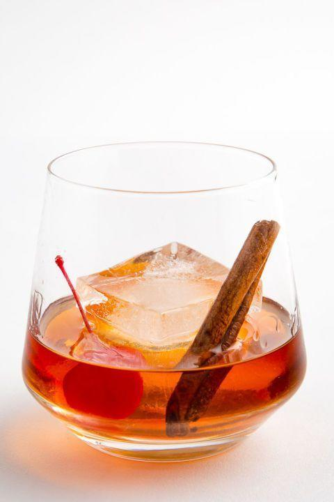 """<p>Give your go-to old fashioned an autumnal twist.</p><p><a href=""""https://www.delish.com/cooking/recipe-ideas/recipes/a49745/maple-bourbon-old-fashioned-recipe/"""" rel=""""nofollow noopener"""" target=""""_blank"""" data-ylk=""""slk:Get the recipe at Delish"""" class=""""link rapid-noclick-resp""""><em>Get the recipe at Delish</em></a></p>"""