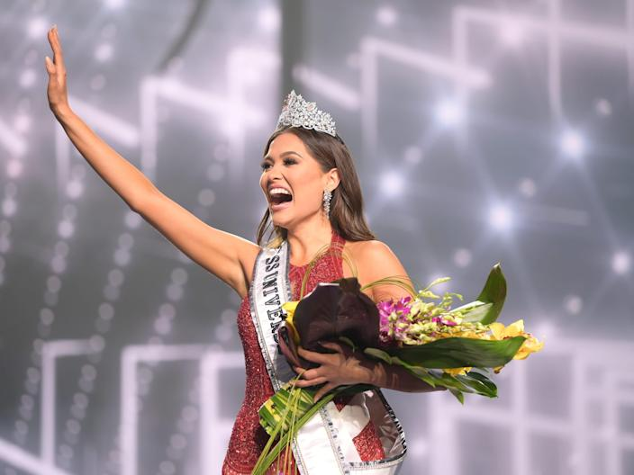 Miss Universe Miss Mexico
