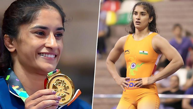 Vinesh Phogat Birthday Special! Here Are All Achievements of the Wrestler Who Has Held the Indian Flag High in Women Wrestling