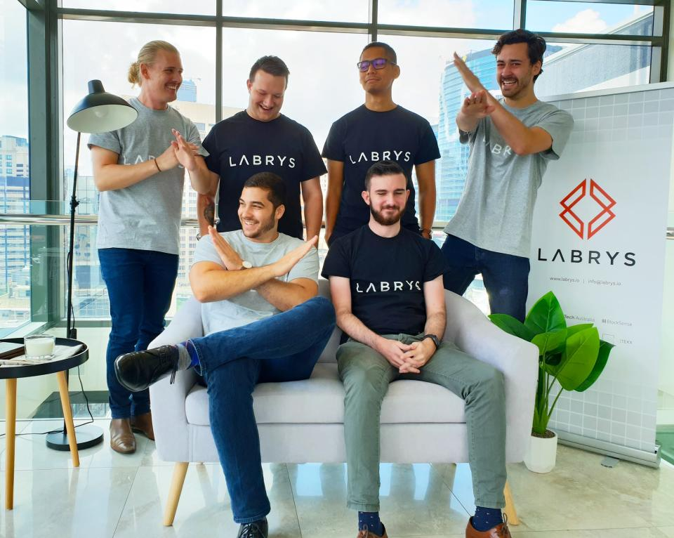 Labrys, a Queensland based software company helps its clients build all sorts of blockchain based products.
