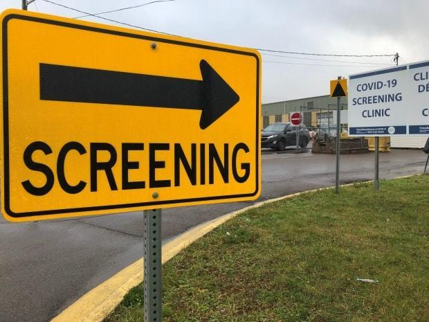 The Charlottetown testing clinic remains open daily from 8 a.m. to 4 p.m. (Brittany Spencer/CBC - image credit)