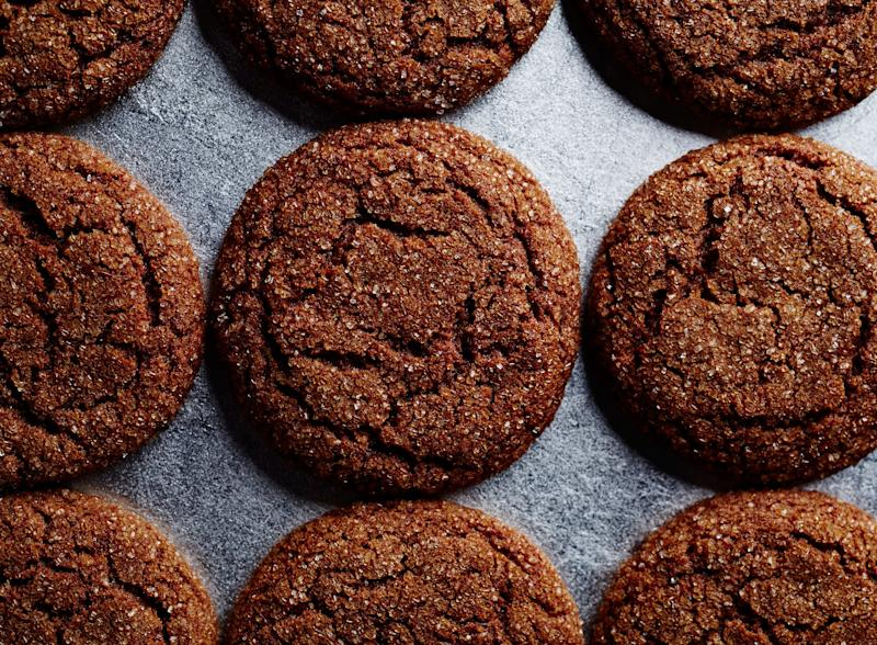 You don't need a stand mixer for these cookies—but having one makes you more likely to make them.