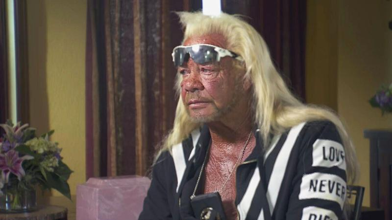Duane 'Dog' Chapman Reveals a 'Broken Heart' Led to His Recent Hospitalization