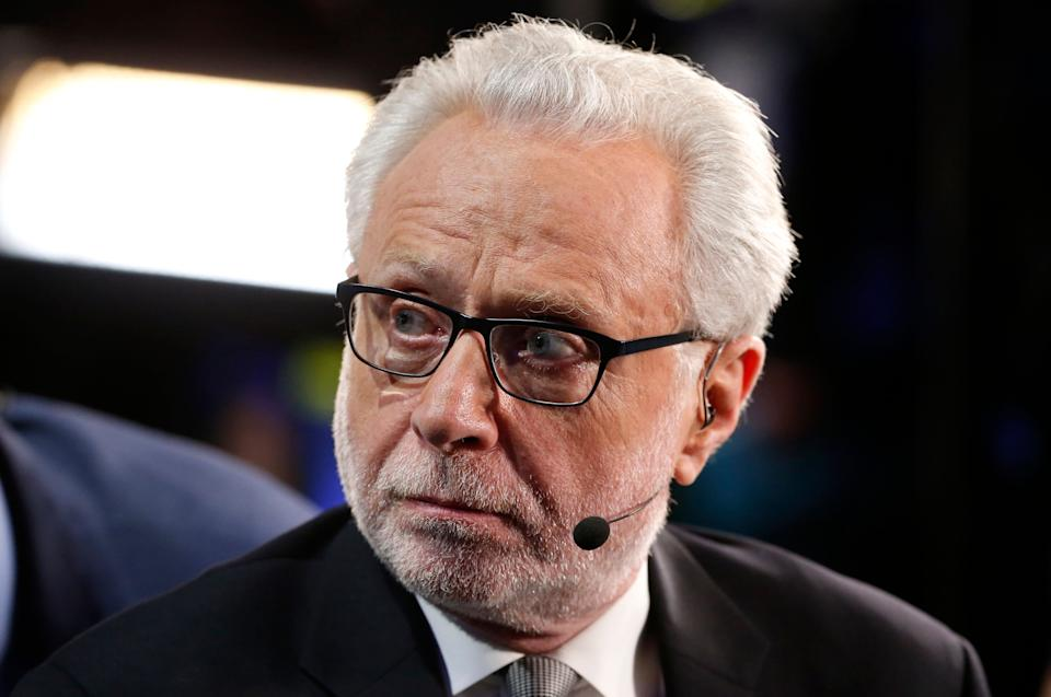 CNN anchor Wolf Blitzer didn't just misconstrue Elizabeth Warren's drug plan on Tuesday. He called into question government action on <i>any </i>of the catastrophic problems facing the country and the world. (Photo: Lucy Nicholson / Reuters)