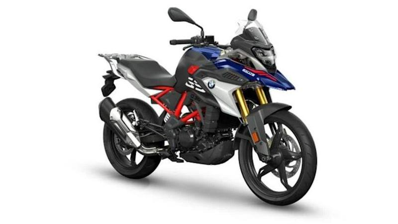 Ahead of launch, BS6-compliant BMW G 310 GS motorbike revealed