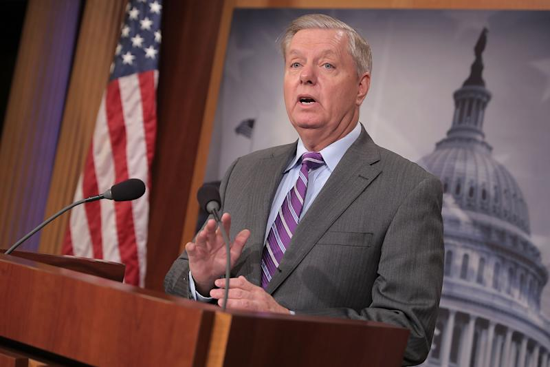 U.S. War With North Korea More Likely Because South Korea Is 'Undercutting' Trump, Lindsey Graham Claims
