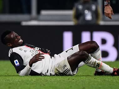 Euro 2020 Qualifiers: Juventus midfielder Blaise Matuidi ruled out of France squad with rib injury, replaced by Matteo Guendouzi