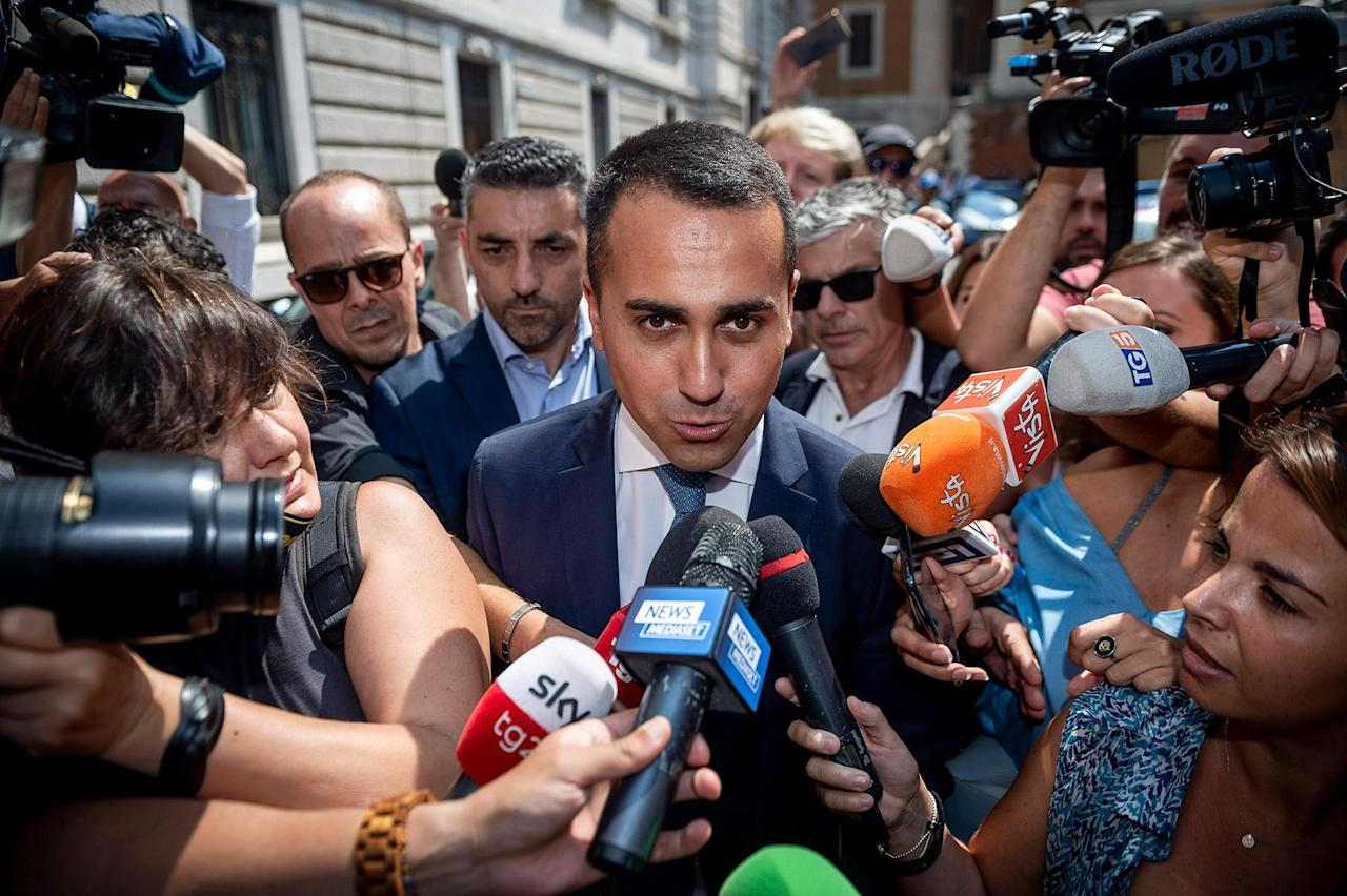 Italy Democrats Demand New Premier as Price for Government Role